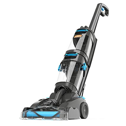 Vax Ecr2v1p Dual Power Pet Advance Carpet Cleaner Plastic 800 W 4 2 Liters Grey Blue