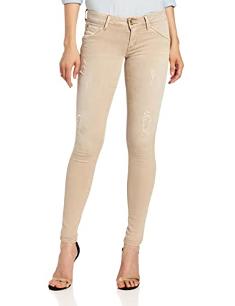 7d178fd6a36 Amazon.com: Hudson Jeans Women's Collin Skinny Flap Pocket Jean ...