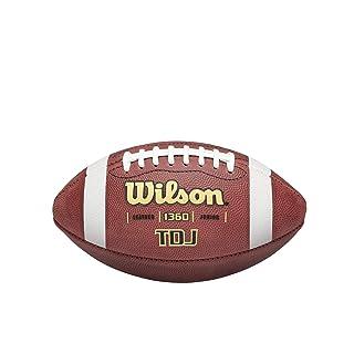 infantil, caucho talla 5 Wilson Football NFL Junior Oakland Raiders Logo color multicolor Bal/ón de f/útbol americano