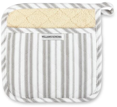 Williams-Sonoma Striped Potholder | Williams-Sonoma