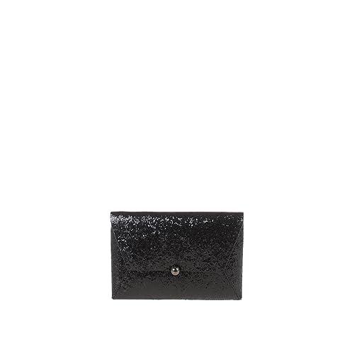 Parfois - Clutch - Bolso De Fiesta Post Glitter - Mujeres - Tallas S - Negro: Amazon.es: Zapatos y complementos