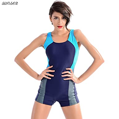 a0c5f6b644c83 Amazon.com  Sunsea One Piece Swimsuit