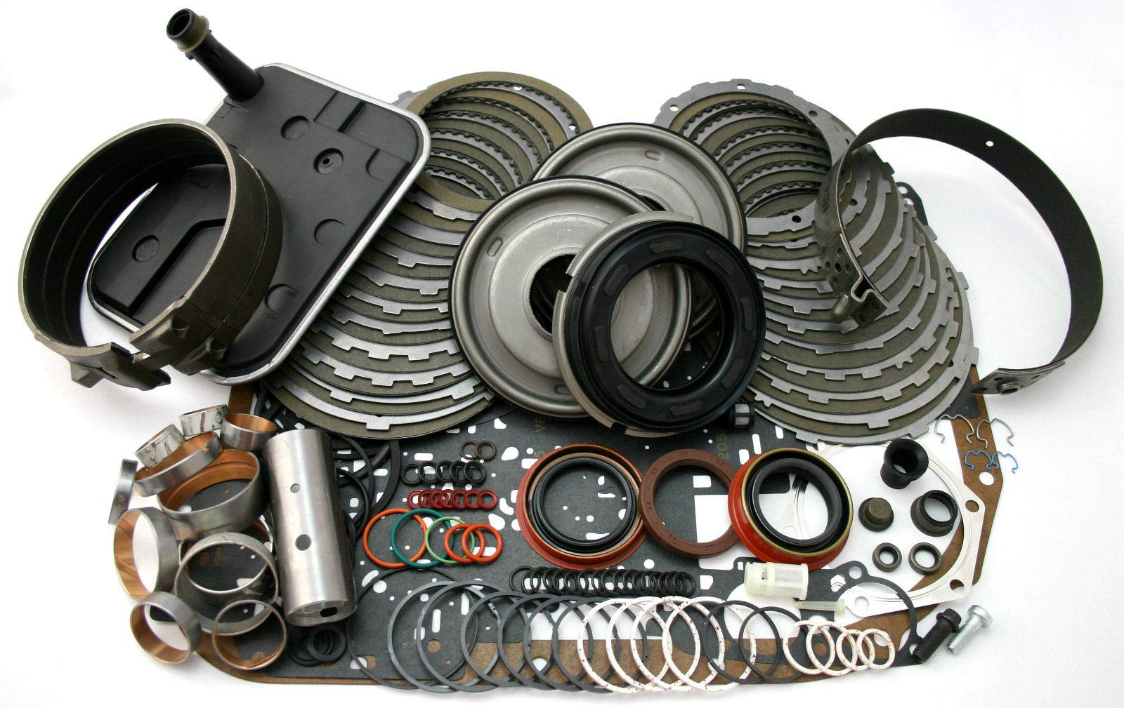 Chevy 4L80E Transmission Deluxe Overhaul Kit 1997-Up