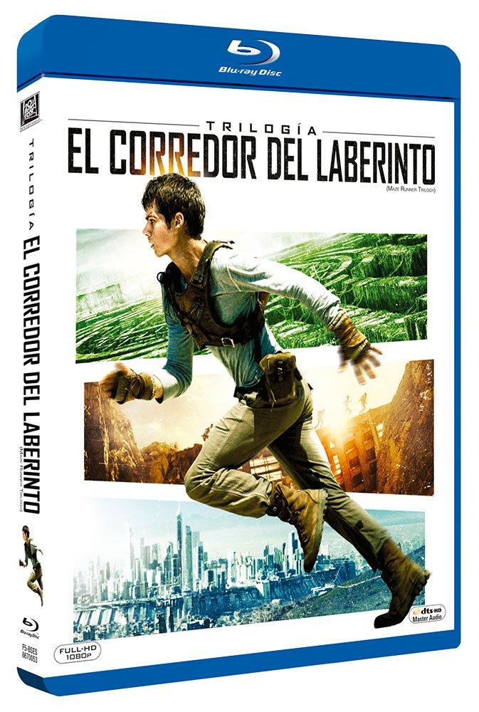 Trilogía El Corredor Del Laberinto Blu-Ray [Blu-ray]: Amazon.es ...