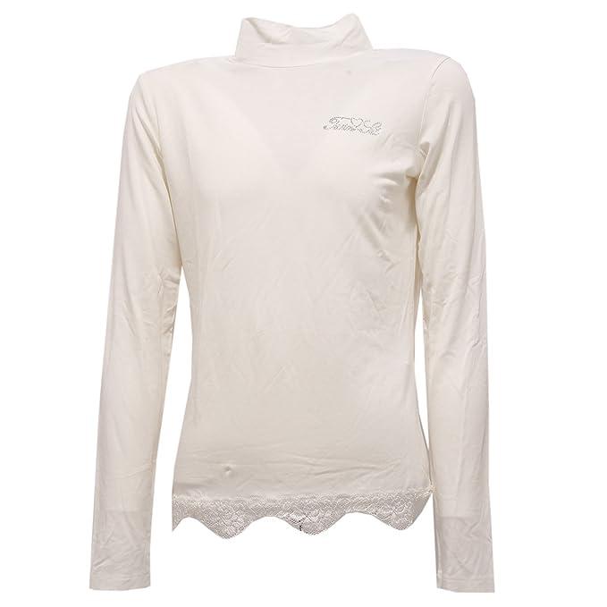 huge selection of 0d879 86734 6442W Maglia Bimba Twin-Set Simona BARBIERI Girl t-Shirt ...