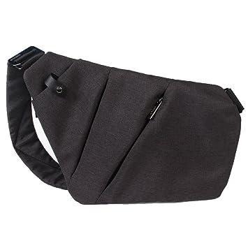 Sling Shoulder Bag Hiking Backpack Messenger Chest Bag Lightweight Mini  Cross Body Rucksack for Camping Gym b0138ccf818d