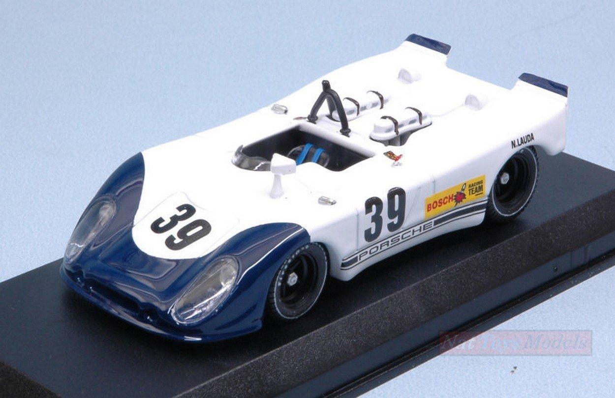 Best Model BT9703 Porsche 908/02 FLUNDER N.39 INTERSERIE NORISRING 70 Lauda 1:43