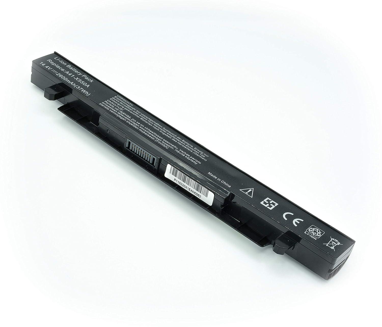 Batería Newnet para Asus 14,4 – 14,8 V 2600 mAh X452E X452EA X452EP X452V X452VP ASUS X550 Serie X550C X550CA X550CC X550CL X550E X550EA X550L X550LA X550LB X550LC X550LD X550V X550VB X550VC