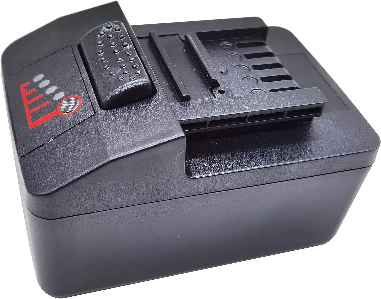 CTL7850 CTB7185 CTB8185 CDR7850H CTB8187 Golem-power 18V 4000mAH CTB8185 Li-ion Bater/ía de herramientas el/éctricas Compatible con Snap on CT7850