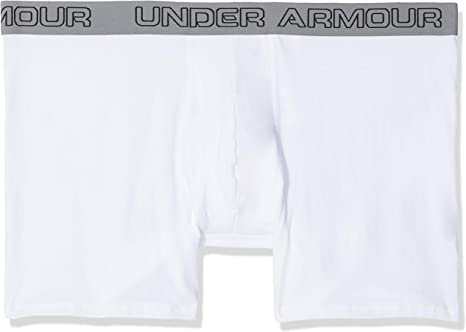Under Armour Charged Cotton 6in 3pk Ropa Interior, Hombre