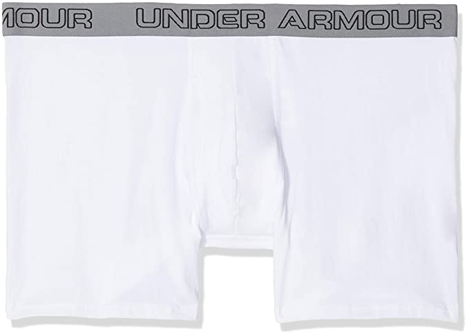Hombre Under Armour Charged Cotton 3in 3 Pack Ropa Interior