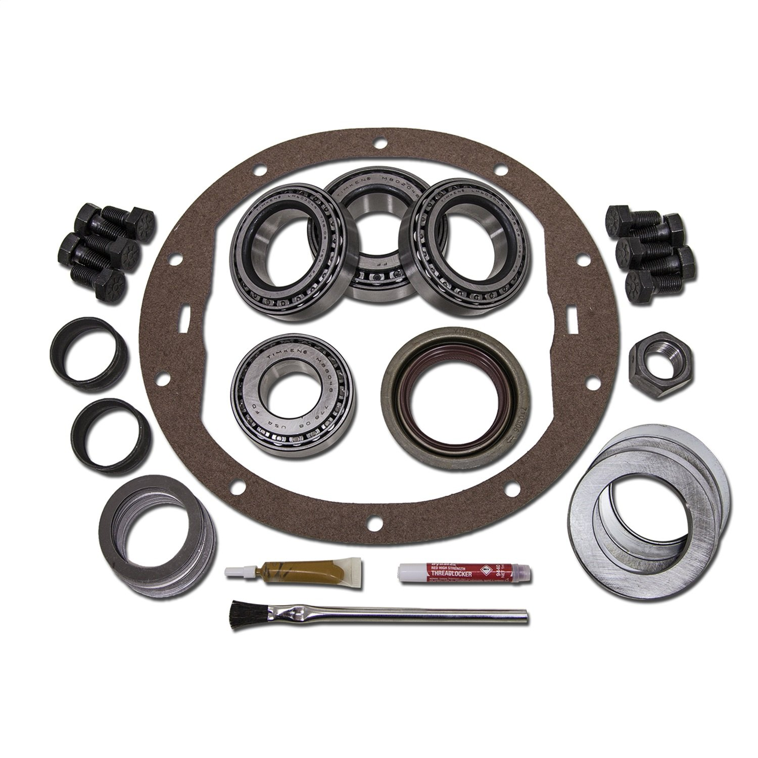 USA Standard Gear (ZK GM8.6) Master Overhaul Kit for GM 8.6' Differential