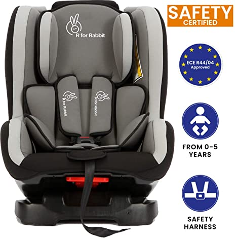 Buy Jack N Jill - Baby Car Seat - Convertible
