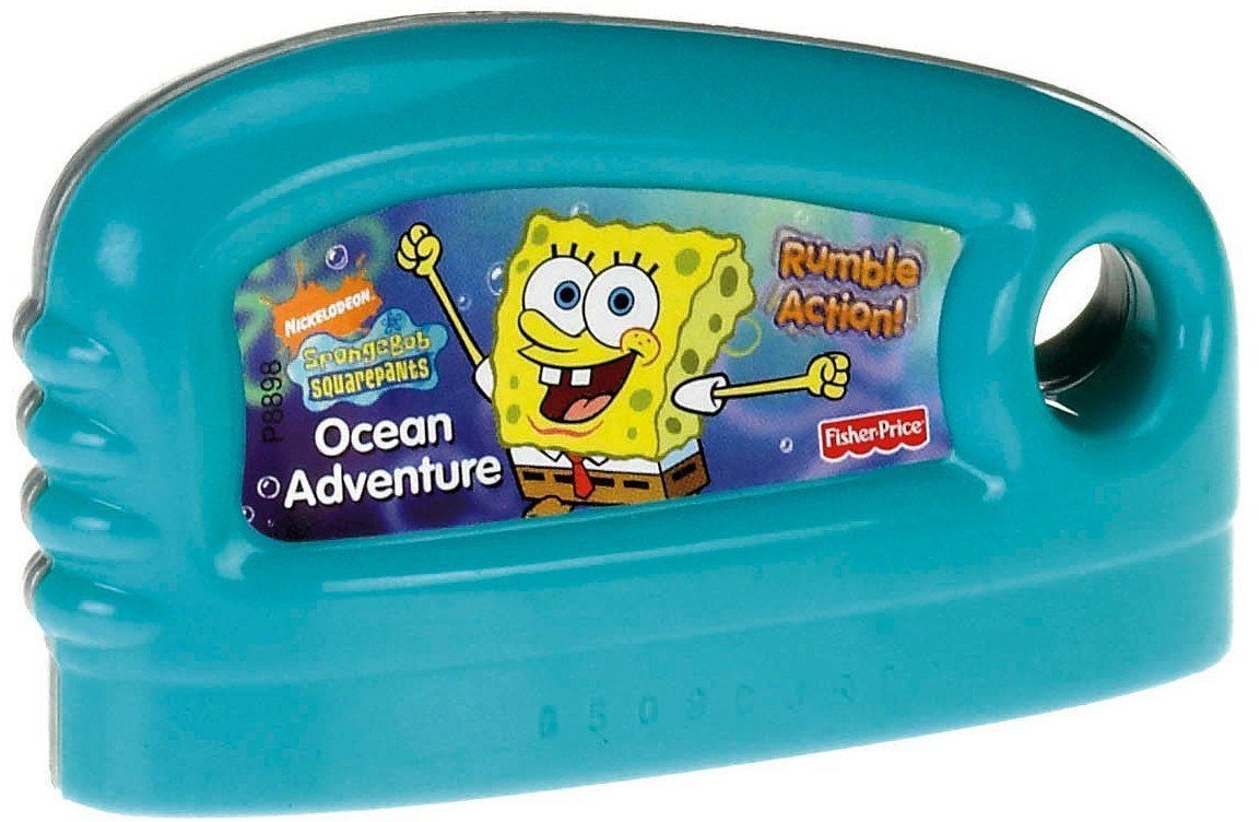 Fisher-Price Smart Cycle Extreme [Old Version] SpongeBob Software Cartridge by Fisher-Price (Image #2)