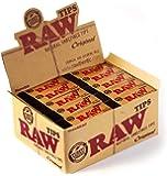 RAW filtri non sbiancati - 50 filtri