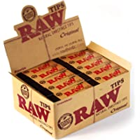 Full Box of Raw Unbleach Tips