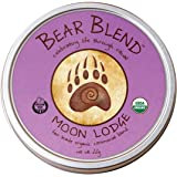 Moon — Bear Blend Organics Ceremonial Herbal Smoking Blend — Handcrafted Nicotine-Free Tobacco Alternative Used with…