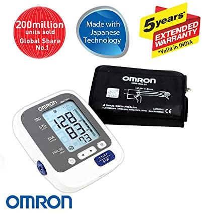 Omron B.P.Monitor Hem-7130-L by Omron