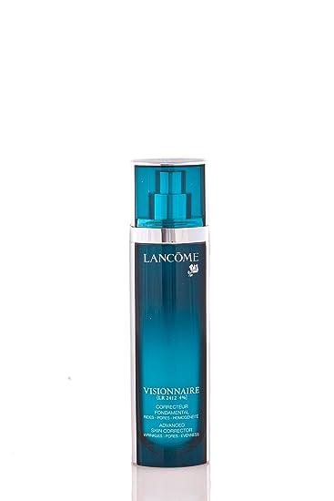 Lancome Visionnaire Advanced Skin Corrector, 1.7 Oz Timeless Truth Black Charcoal Mask Gold Flakes Moisture Boosting, 8 PCS