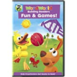 WordWorld: Fun and Games! DVD