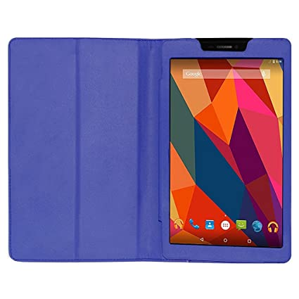 sports shoes 48c17 1f498 Colorcase Tablet Flip Cover Case for Micromax Canvas Tab P681 ...
