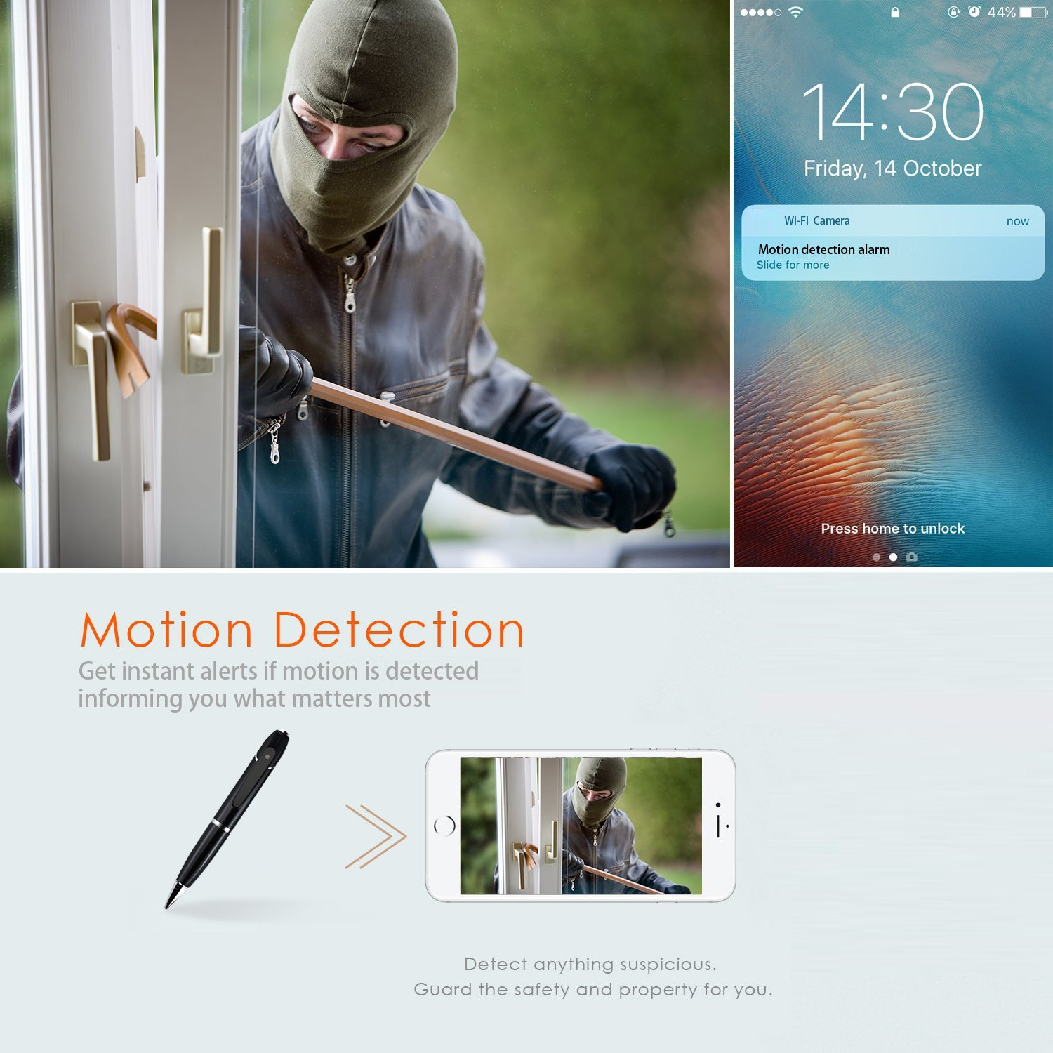 Amazon customer reviews motorola focus66 wi fi hd - Amazon Com Aisoul Wi Fi Hidden Camera Spy Pen Wireless Security Camera Hd 720p Motion Detection Spy Camera Alarm App Real Time Video View Remote