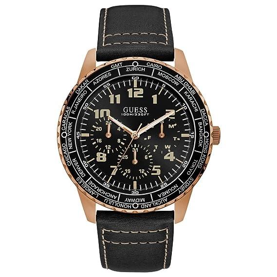 Guess W1170G2 Reloj de Hombres: Amazon.es: Relojes