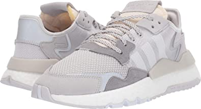 48aa899c7 adidas Originals Women s Nite Jogger W Grey One F17 Crystal White Grey Two  F17