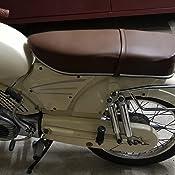 Gep/äcktr/äger Chrom f/ür Z/ündapp GTS 50 Mokick Typ 517 Moped