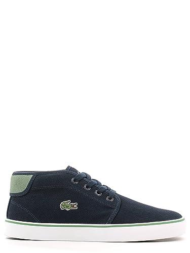 83065bd61c63a9 Lacoste Ampthill 116 2 SPJ Navy 39  Amazon.co.uk  Shoes   Bags