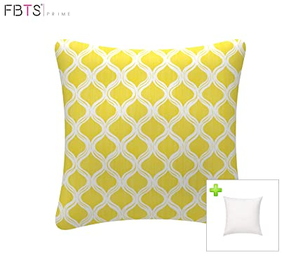 Amazon Com Fbts Prime Outdoor Decorative Pillows With Insert