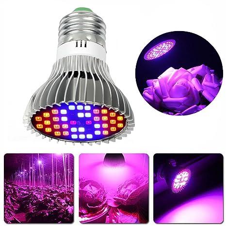 Hangang Led Grow Light Bulb Full Spectrum Led Grow Light Bulb Pianta Che  Cresce Lampada Per