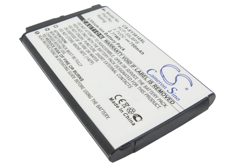 ビントロンズ交換バッテリーfor Sanyo scp-35lbps B00XKND5V0
