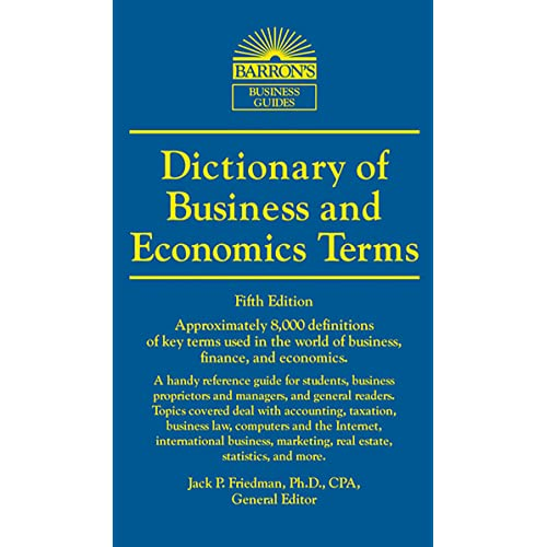 Business Dictionary: Amazon.com