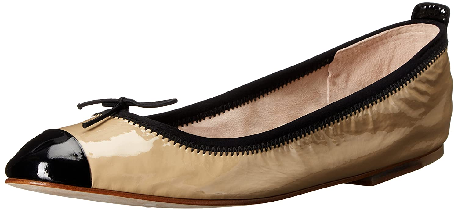 95da63843 Bloch London Womens Luxury Ballet Flat, Cappuccino Patent, 39 EU/9 M US:  Amazon.co.uk: Shoes & Bags