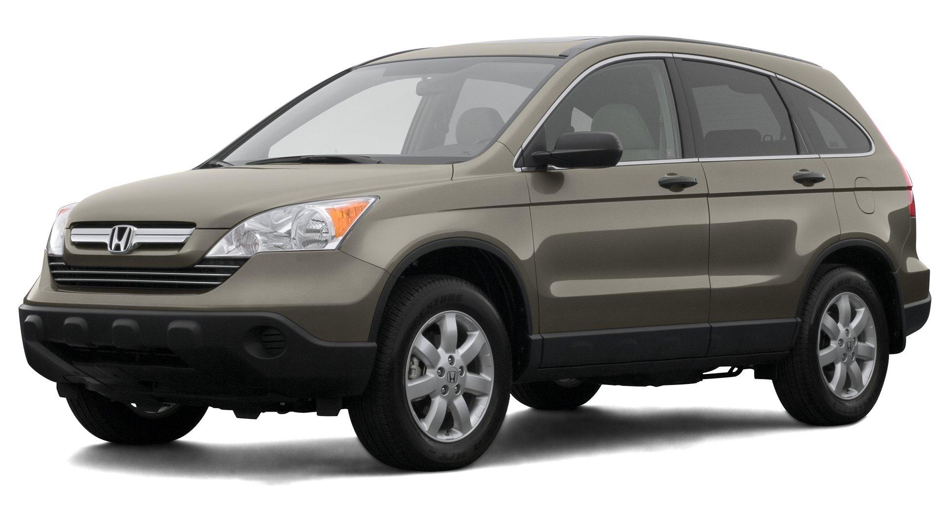 2007 Honda CR V EX, 2 Wheel Drive 5 Door ...