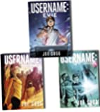 Joe Sugg Username 3 Books Collection Pack Set (Username: Uprising, Username: Regenerated , Username: Evie)