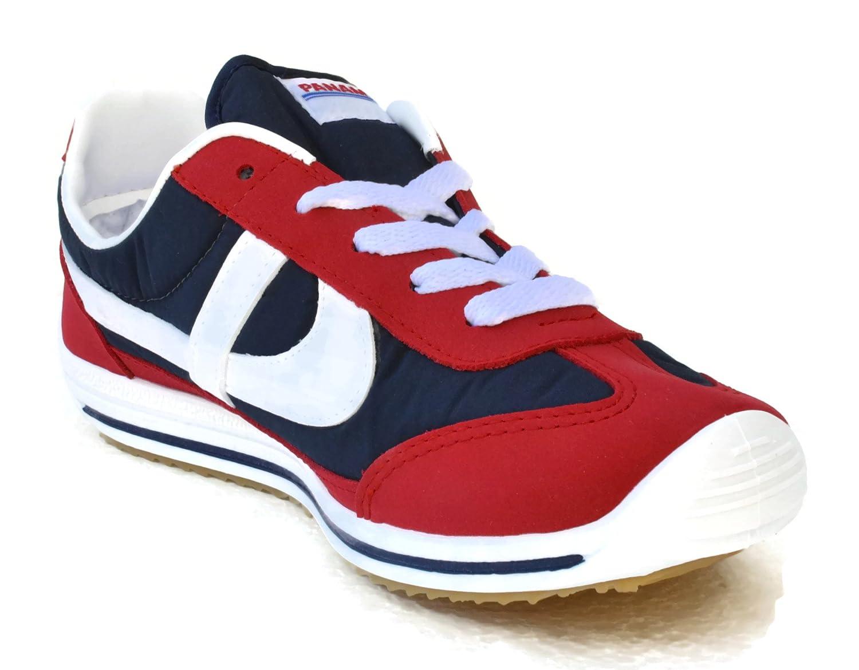 PANAM Classic Tennis Shoe | Handcrafted Zapatillas | Hecho En México Since 1962 B077V4GS47 Men 10 / Women 11.5|Patriotas