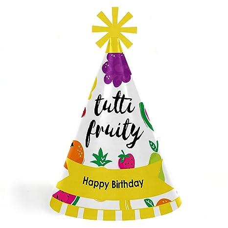 Amazon.com: Tutti Fruity – Cono Frutti verano feliz ...