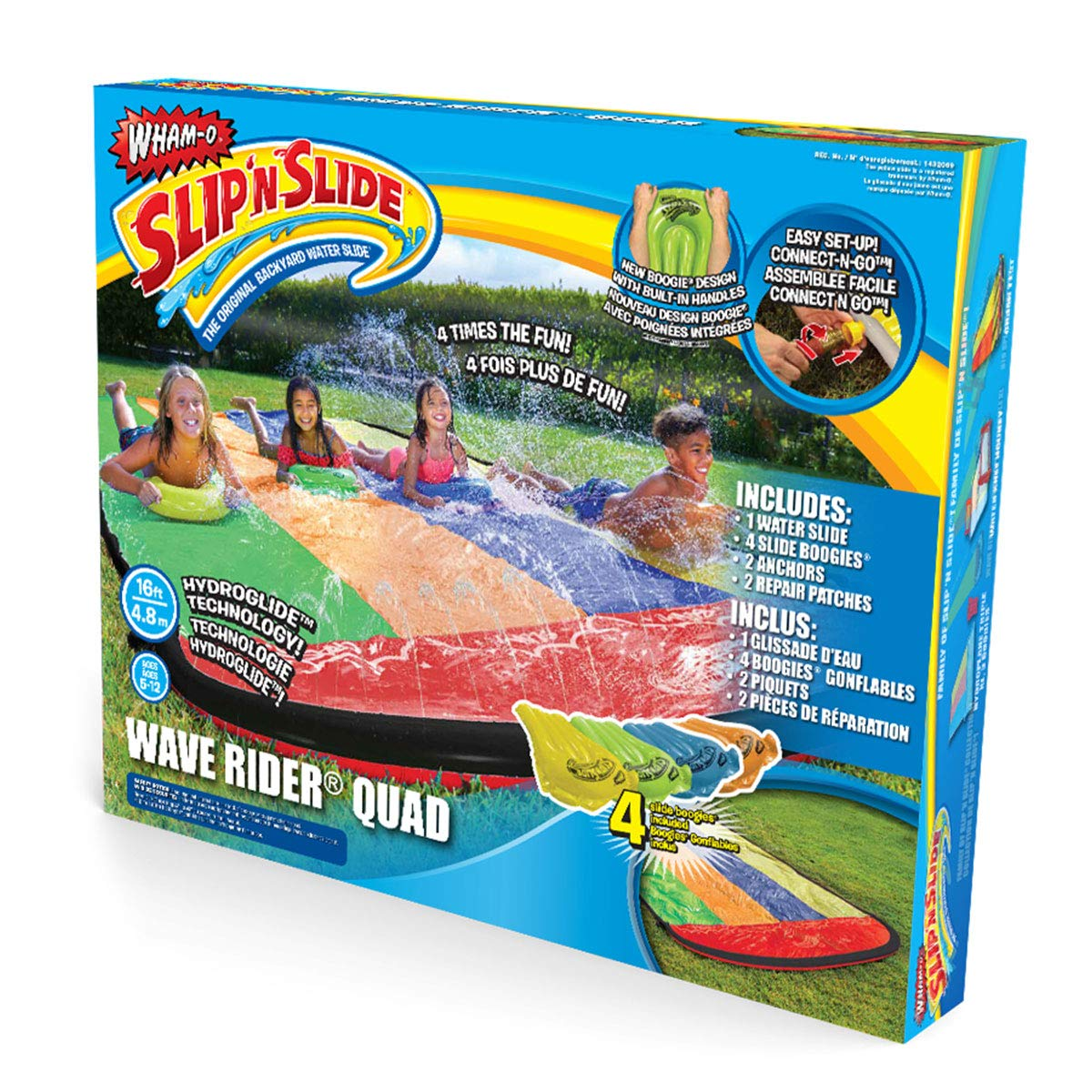 Wham-O Quad Racer Waterslide by Wham-O