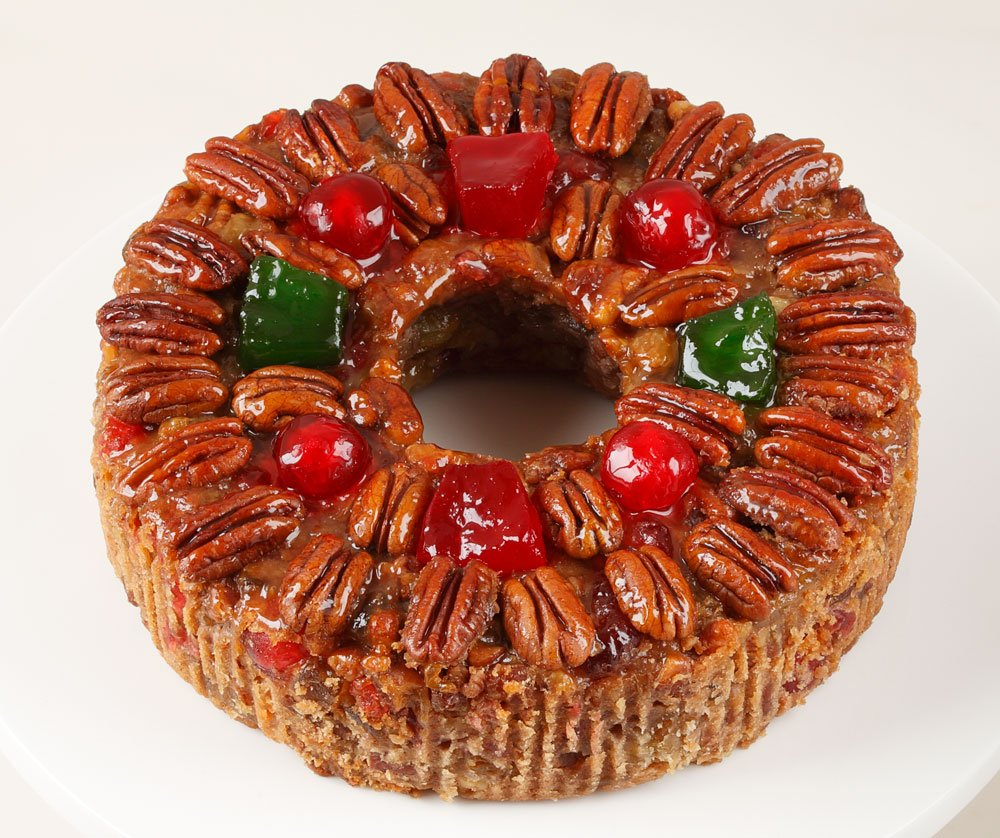 DeLuxe® Fruitcake 1 lb. 14 oz. Collin Street Bakery