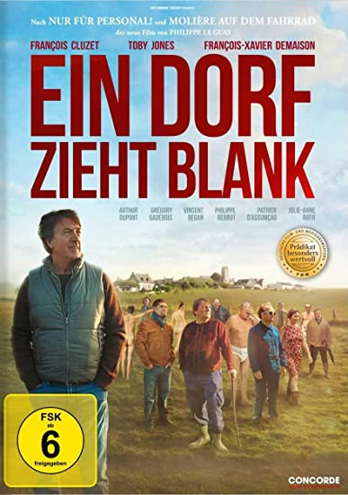 Cover: Komödie Ein Dorf zieht blank (DVD, circa 103 min)