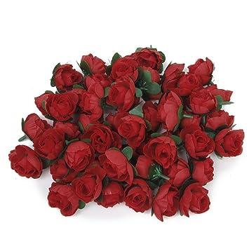 Rosenice Rote Rosen Kunstliche Blume Rosen Blumen Kunstrose