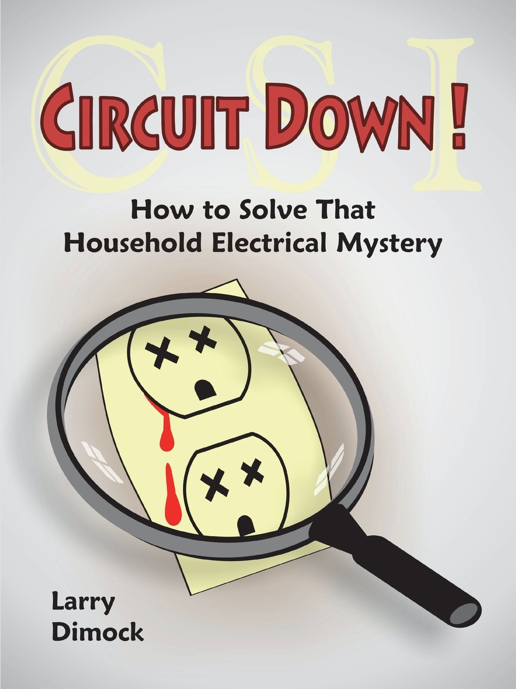 Circuit Down How To Solve That Household Electrical Mystery Larry House Wiring Diagram As Well Residential Dimock 9781430313076 Books
