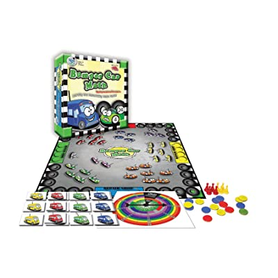 Educational Game For Kids - Bumper Cars Math Game - Learning Multiplication & Division Activity For Children: Toys & Games