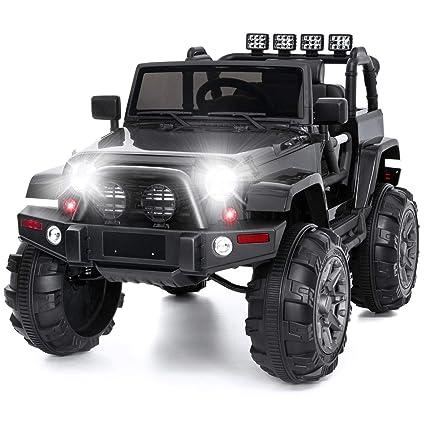 Amazon.com: GooGGIG Jeep - Batería eléctrica de 12 V para ...
