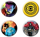 Ata-Boy Marvel Comics Dr. Strange Set of 4