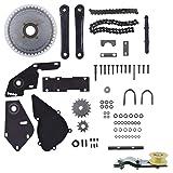 Jackshaft Kit Chain Tensioner For 415 Chain 66cc