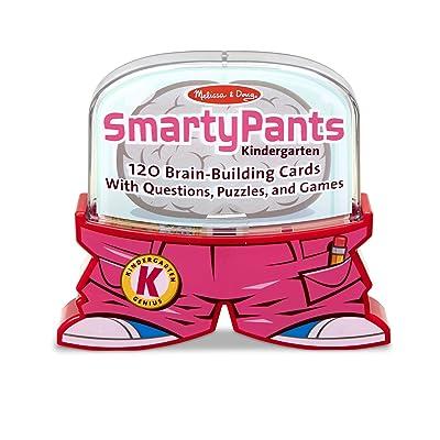 Melissa & Doug Smarty Pants - Kindergarten Card Set: Melissa & Doug: Toys & Games