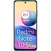 Xiaomi Redmi Note 10 5G Aurora Green 4GB RAM 128GB ROM